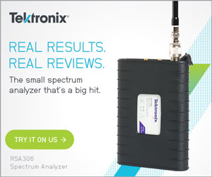 Tektronix sponsored link