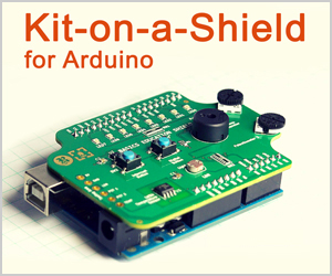 Kit-on-a-shield sponsored link