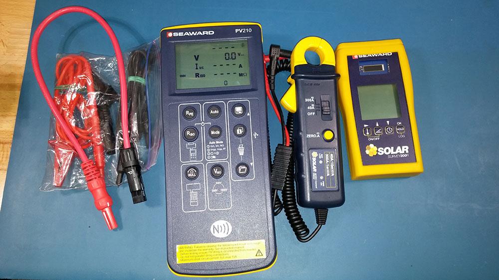 Seaward PV210 Solar Analyser